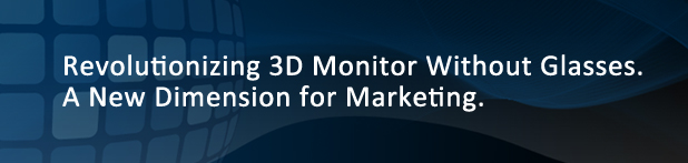 Revolutionizing 3D Monitor